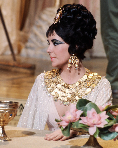 Elizabeth Taylor Cleopatra Posters and Photos 291527 ...