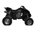 Honda TRX 700 XX Barkers Full Exhaust System