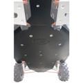 """Tusk Quiet-Glide Skid Plate 3/8"""" RZR XP 900 (11-14)"""