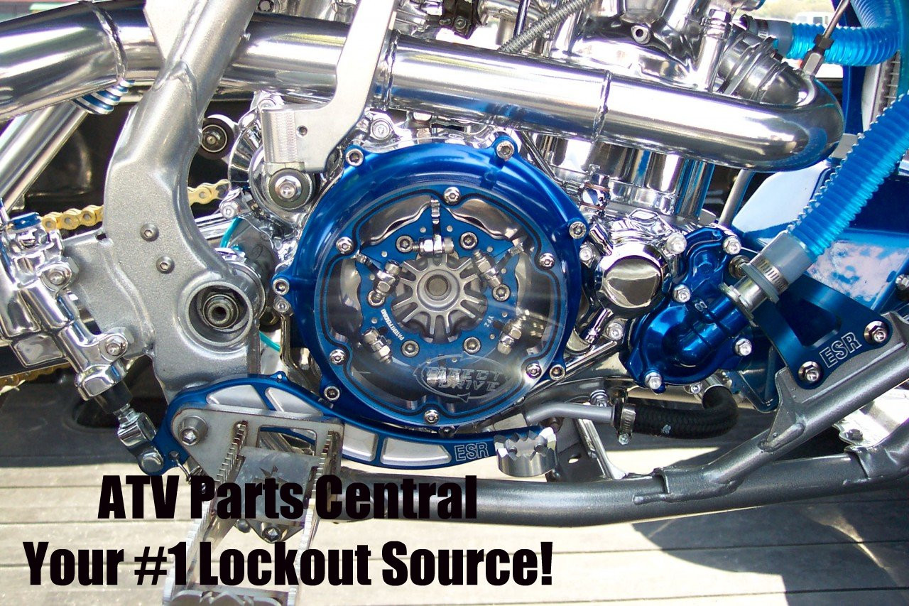 YFZ 450 DIRECT DRIVE SUPER PRO SERIES LOCKOUT CLUTCH