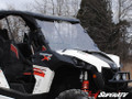 Can-Am Maverick Full Windshield