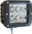 RIGID DUALLY D2 LED LIGHT DRIVING PATTERN WHITE (pair)