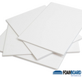 A1 – 3mm White Foamboard Single Sheet