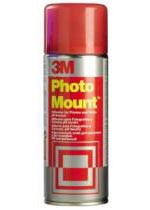 3m Photo Mount Spray Adhesive 400ml Foam Boardcouk