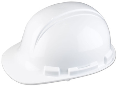 Whistler Hard Hat w/ Ratchet - CSA, Type 1 - Dynamic - HP241/R White