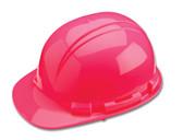 Whistler Hard Hat w/ Ratchet - CSA, Type 1 - Dynamic - HP241 Pink