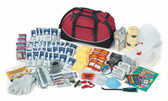 Dynamic First Aid Deluxe Disaster Survival First Aid Kit For 4 person ( For 3 days)