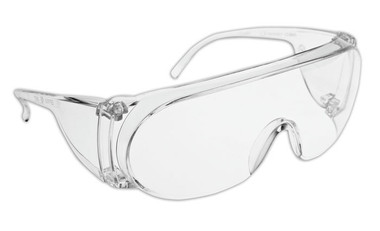 Premium Visitor Safety Glasses - 12 PK - Dynamic EP700C