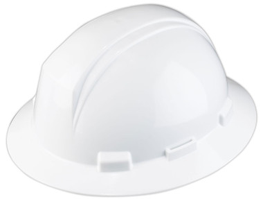 Kilimandjaro Hard Hat with Ratchet - CSA, Type 1 - HP641R - White