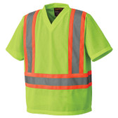 Hi-Vis Traffic Safety T-Shirt - CSA, Class 2 - Pioneer Startech - 5993P