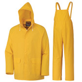 Supported PVC Rain Suit - 3-Piece - Pioneer - 577B
