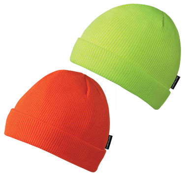 Hi-Vis Thermolite Lined Toque - Pioneer - 5564A/5567A