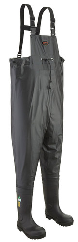 Chest Wader with Steel Toe/Plate - CSA, Class 1 - 1043 - Pioneer