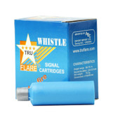 15mm Whistle Cartridge for Pen-Type Flare Launcher - 6 Pkg - Tru Flare - SCR-001