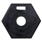 Base for Delineator Post - 17.6 lbs - Pioneer - 203
