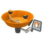 Plastic Bowl Wall Mounted Eyewash System