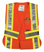 Orange Indura Ultrasoft® Safety Vest