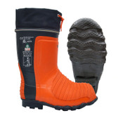 High-Pressure Spray Water Jet Safety Boot CSA, Gr. 1 Viking - VW40