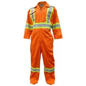 Viking Orange Coverall