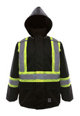 Hi-Vis Open Road 150D Rip-Stop Waterproof Jacket CSA, Class 2 Viking 6323JB