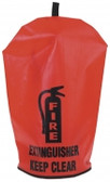 Fire Extinguisher Vinyl Cover (No window)- 10Lb, 20Lb,30Lb