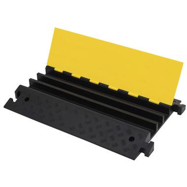 Hi-Vis Cable Protector Ramp - 3 Channel - 286 - Pioneer