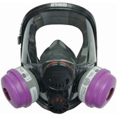 Full Mask Respirator - Facepiece - North 7600 Series - SM893
