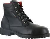 Ellie Women's Light Duty Leather Safety Boot | Steel Toe, CSA | Mellow Walk