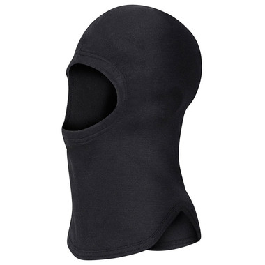 Fire Resistant Double-Layer Balaclava - 1-Hole Pioneer BLACK - C304