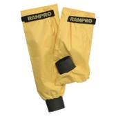 """Fire Resistant Dry Gear Neoprene Sleeves - FR, 22"""" - RanPro - SL11 200"""
