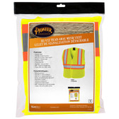 Hi-Vis Tear-Away Mesh Safety Vest CSA, Class 2 Pioneer Orange 598P