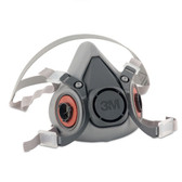 3M 6000 Series Half Mask Low Maintenance Respirator | Safety Supplies Canada