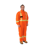 Viking Firewall FR CSA Striped Coveralls 9 oz.