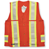 Indura Ultrasoft Supervisor Safety Vest | CSA, FR | Big K
