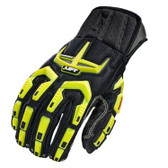 Lift Rigger Summer Safety Glove - Kevlar Palm - PK Safety - GRS-9HV