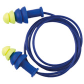 Reusable Corded Ear Plugs Tapered | 100 Pkg | Sellstrom
