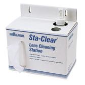 Cardboard Station 1,000 Tissues & Spray Bottle | Sellstrom