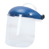 Single Crown Face Shield with Ratcheting Headgear | Sellstrom