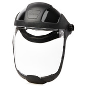 Standard Face Shield with Ratcheting Headgear | Sellstrom