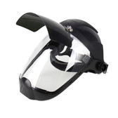 Multi-Purpose Face Shield with Flip-Up IR Window & Ratcheting Headgear | Sellstrom
