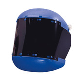 Dual Crown Face Shield with Ratcheting Headgear | Sellstrom