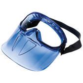 GPS300 Series Premium Safety Goggle with Detachable Face Shield | Sellstrom
