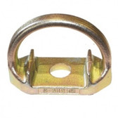 "D-Ring Anchorage Connector - For Steel Applications, 3/4"" Hole"