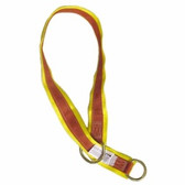 "Web Strap Anchor w/ Pass-Thru Anchor 2"" D-Ring & 3"" D-Ring 