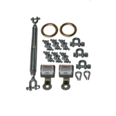 HLL Attachment System for Applications under 60': Includes 2 Absorbinators