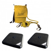 2-Person System Kit includes: 4-Person 82' Fiber HLL System (30800) & (2) EcoAnchors (30801) | Norguard |