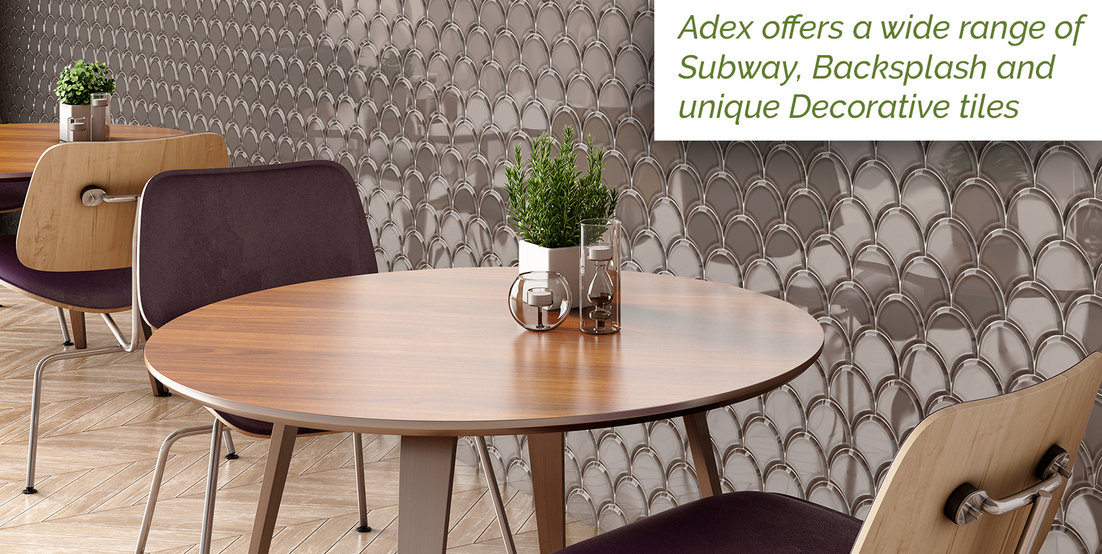 Adex Subway Tiles