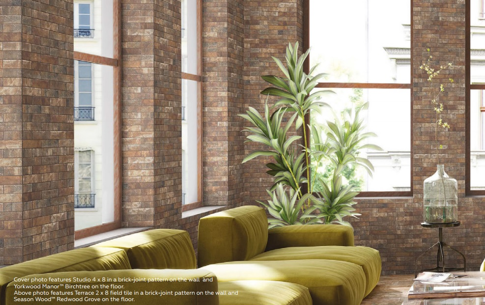 TilesDirect - Brickwork Tile Pavers Collection By Daltile