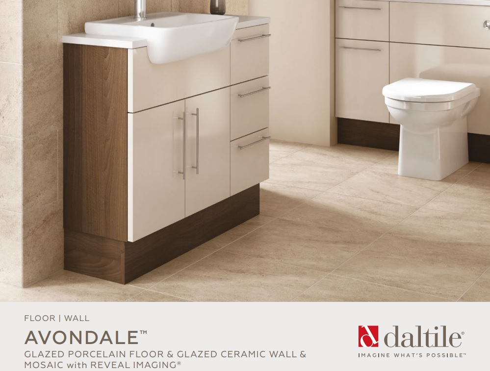 TilesDirect - Avondale Porcelain Floor And Ceramic Wall & Mosaic Tiles By Daltile