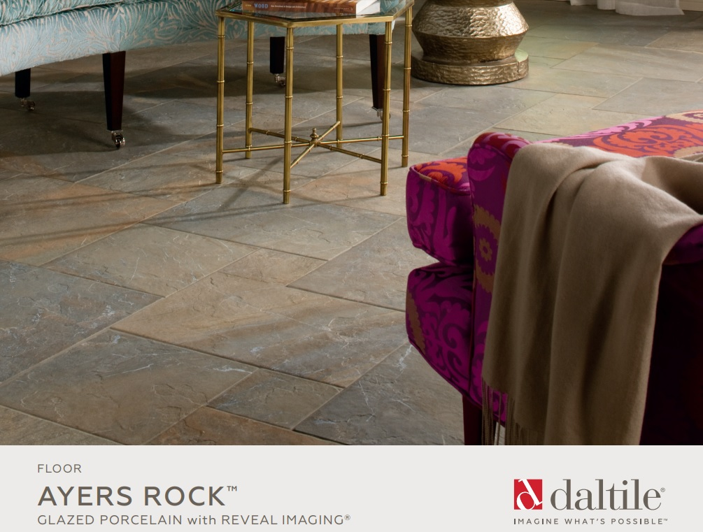 TilesDirect - Ayers Rock Porcelain Tiles By Daltile